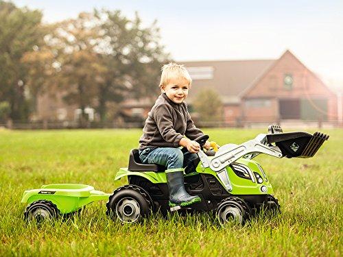 SMOBY TRAKTOR FARMER XL @ amazon.de (7600710109)