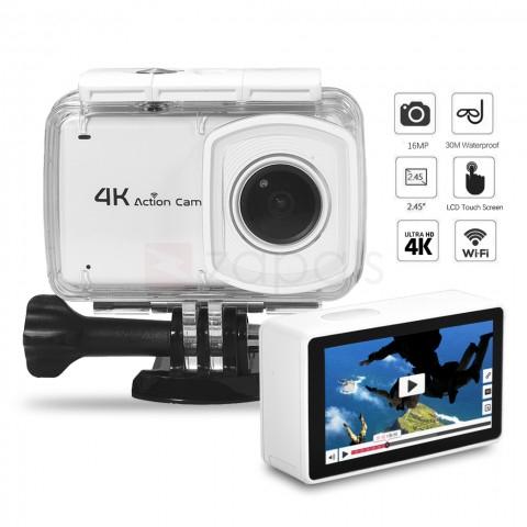 Kamera sportowa B1 4K Action Camera (procesor Novatek 96660, matryca Sony, dotykowy ekran) za ~305zł z wysyłką @ Zapals