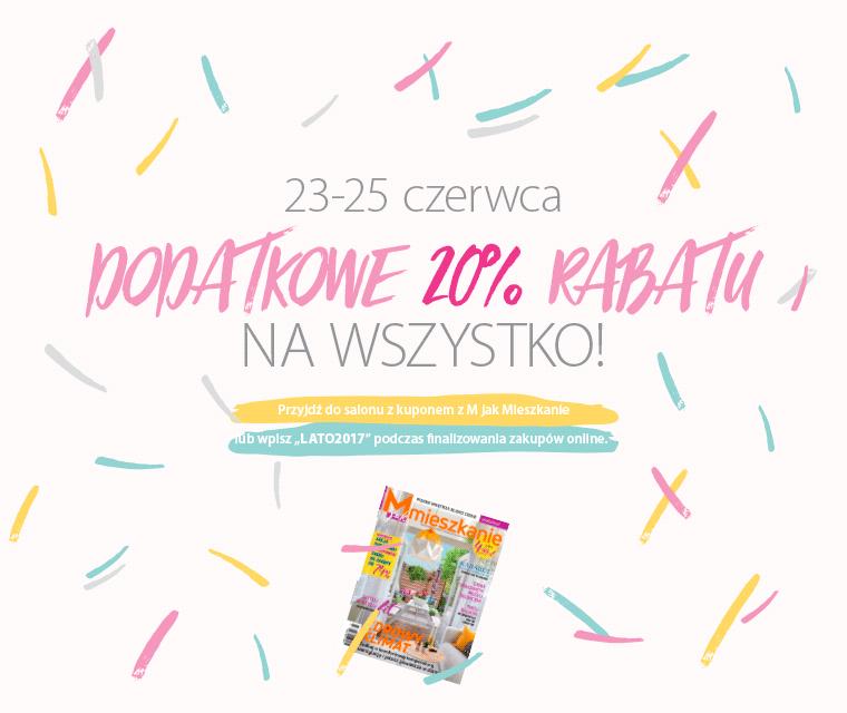 Home & You z dodatkowym kuponem -20% na wszystko + darmowa dostawa od 50 zł