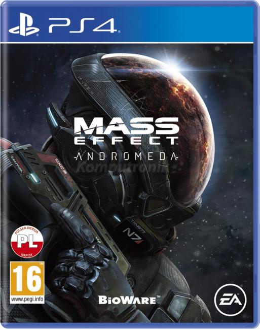 Mass Effect Andromeda PS4/Xbox One za 129,90 w Komputroniku