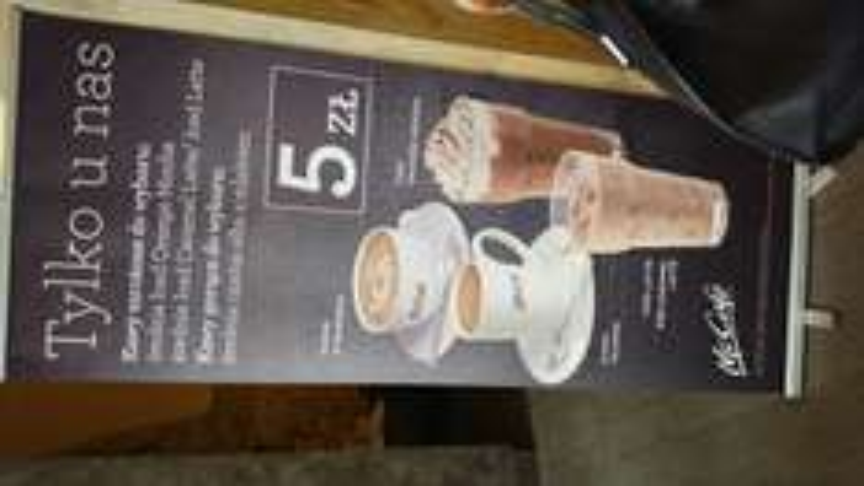 Kawa po 5 zł McCafe Szewska Kraków