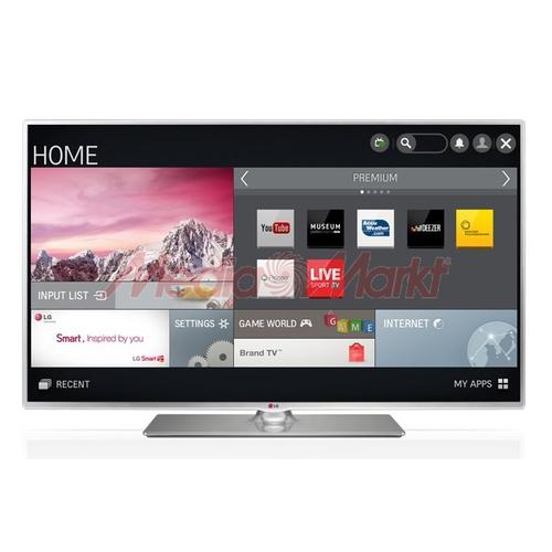 Telewizor LG 42LB5800 za 1299zł (42 cale, Full HD, Smart TV, Wi-Fi) @ MediaMarkt
