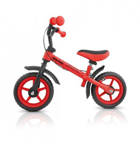 Rowerek biegowy Dragon z hamulcem marki Milly Mally w cenie 89zł @ Mall