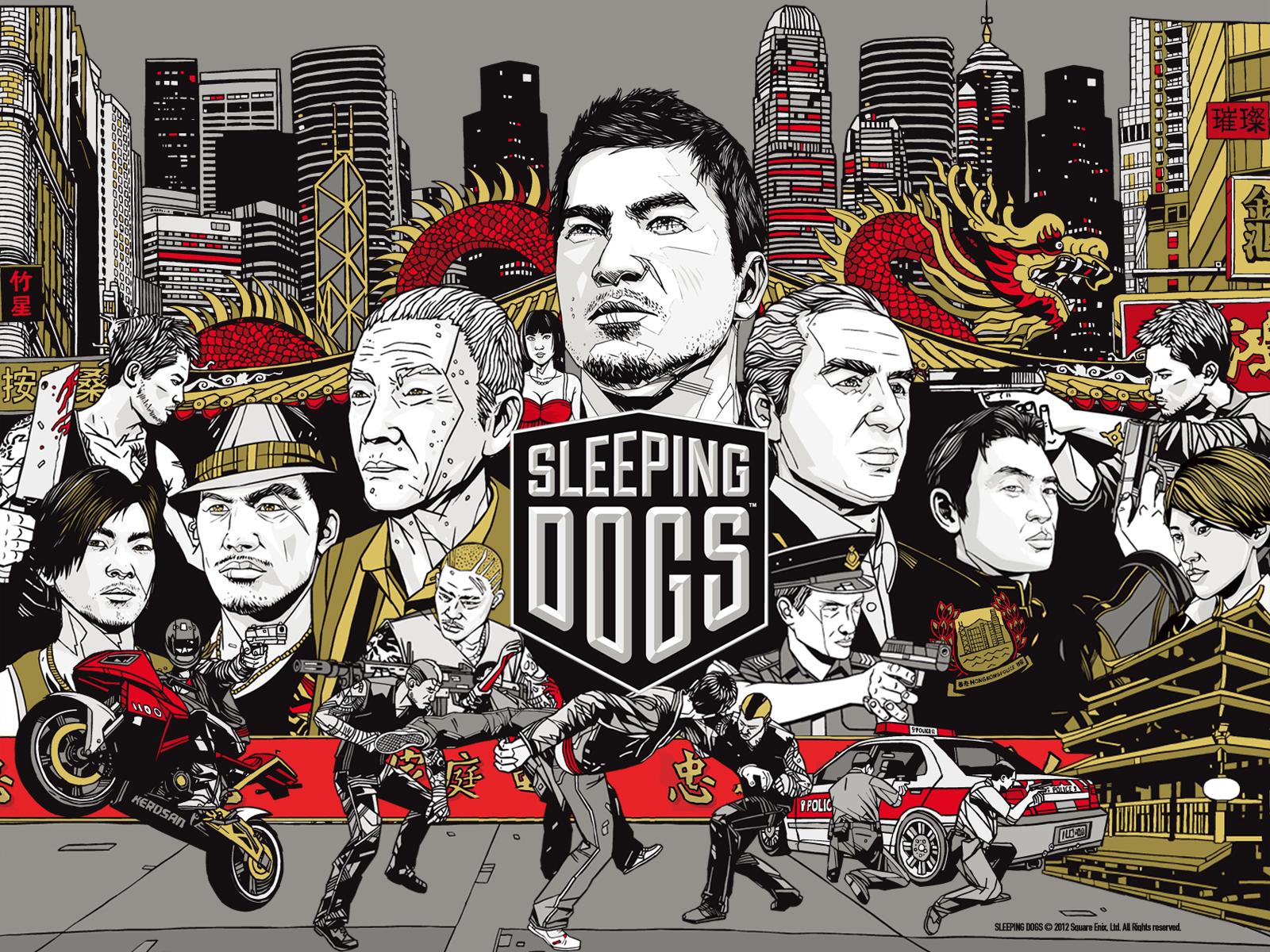 ZNIŻKA na Sleeping Dogs oraz dodatki @ Muve.pl
