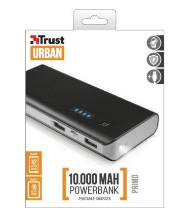 Powerbank Trust UrbanRevolt 10000