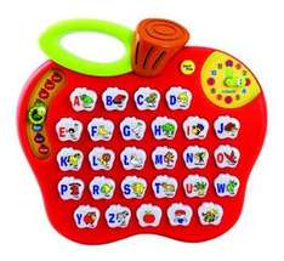 zabawka edukacyjna Jabłko z literkowym ZOO przeceniona z 239zł (-60%) na 79,98zł ! @ SMYK