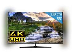 "Telewizor Philips 55"" 4K 3D LED Smart TV za 5089,90zł @ iBood"