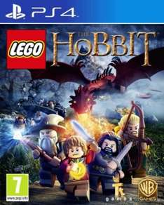 Lego: The Hobbit PL na Playstation 4 za 159,90zł @ Ultima