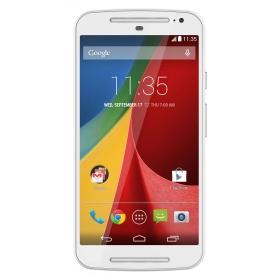 Aktualizacja! Motorola Moto 2 gen. w kolorze białym (5-calowy, 4-rdzenie, Gorilla Glass 3, Dual SIM) @ X-kom