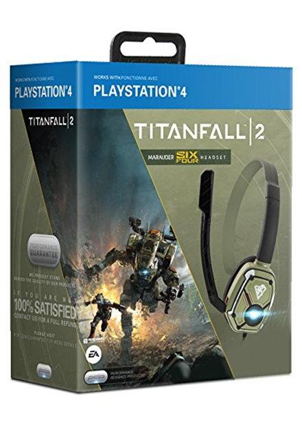 Titanfall 2 Headset (PS4 i XONE) za ~51zł @ BASE