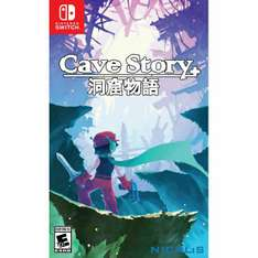 Cave Story + @ PlayAsia / Nintendo Switch