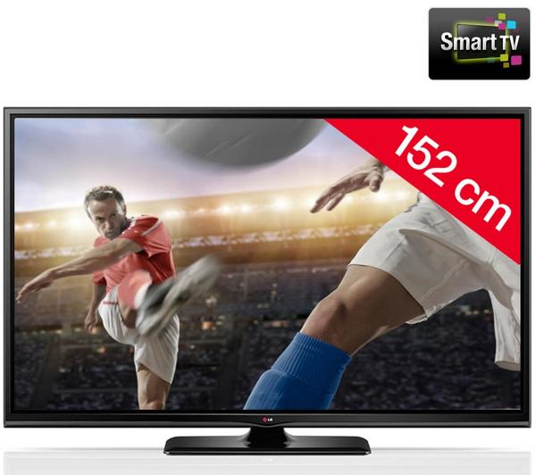 HIT! 60 calowy Telewizor Plazmowy LG 60PB660V FULL HD(1080p) taniej o ponad 700zł! @ Pixmania