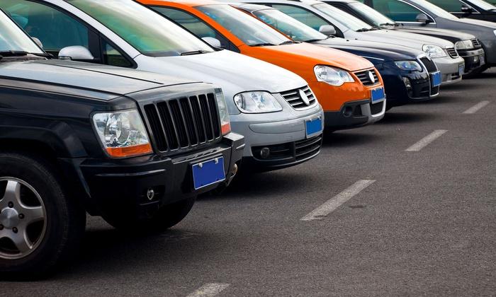 Parking na tydzień przy lotnisku Warszawa - Okęcie za 35zł/tydzień @ Groupon