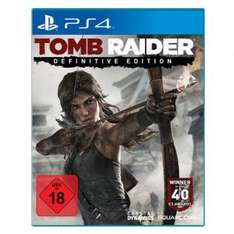 Tomb Raider: Definitive Edition za 119zł (Playstation 4) @ Redcoon