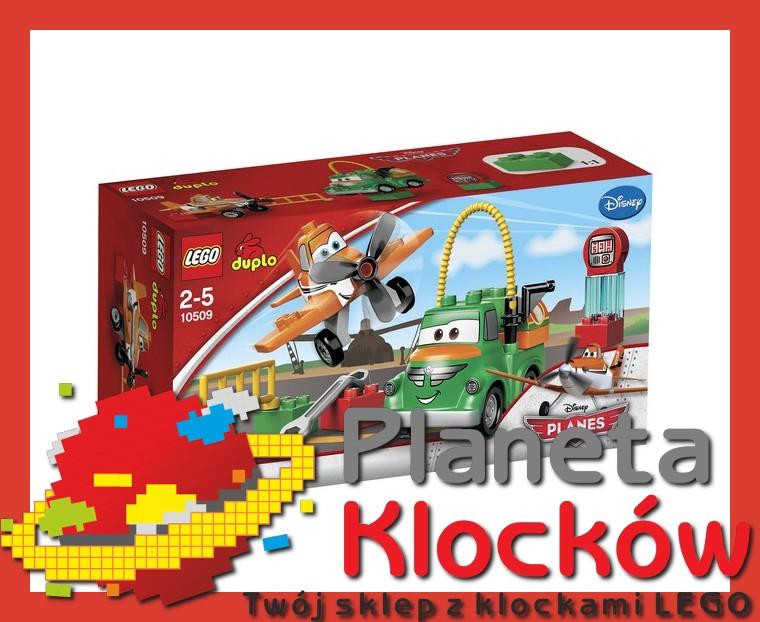 LEGO Duplo 10509 Dusty i Beka 74,99zł zamiast 109,99zł!
