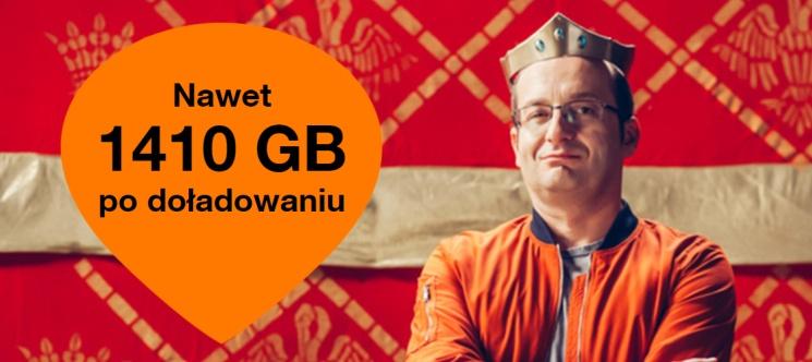 "Promocja - PSEUDOPROMOCJA ""Internet za darmo"" w Orange"