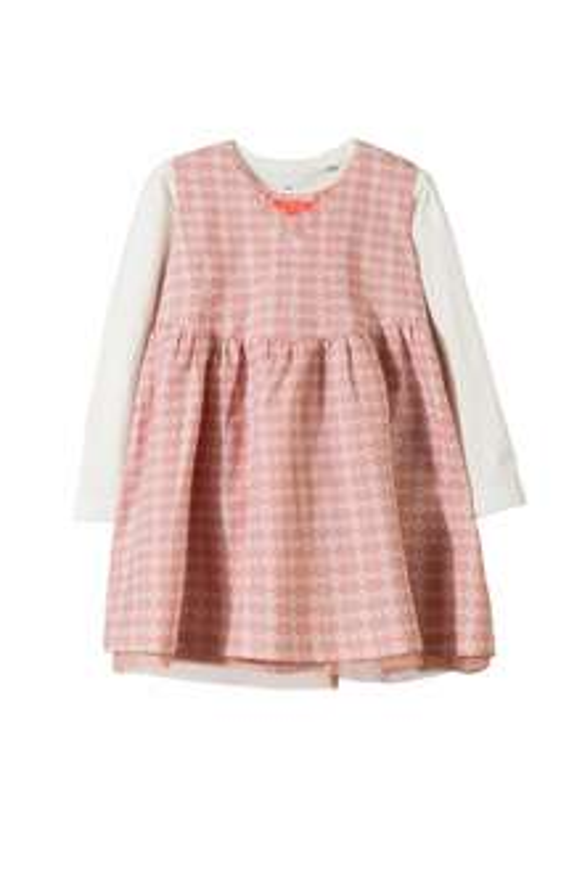 Komplet niemowlęcy - bluzka+sukienka za 17,59zł (52zł taniej) @ 5.10.15