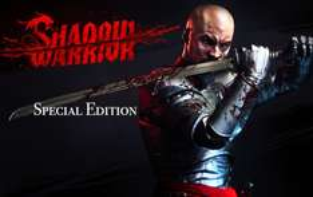 Shadow Warrior: Special Edition za darmo