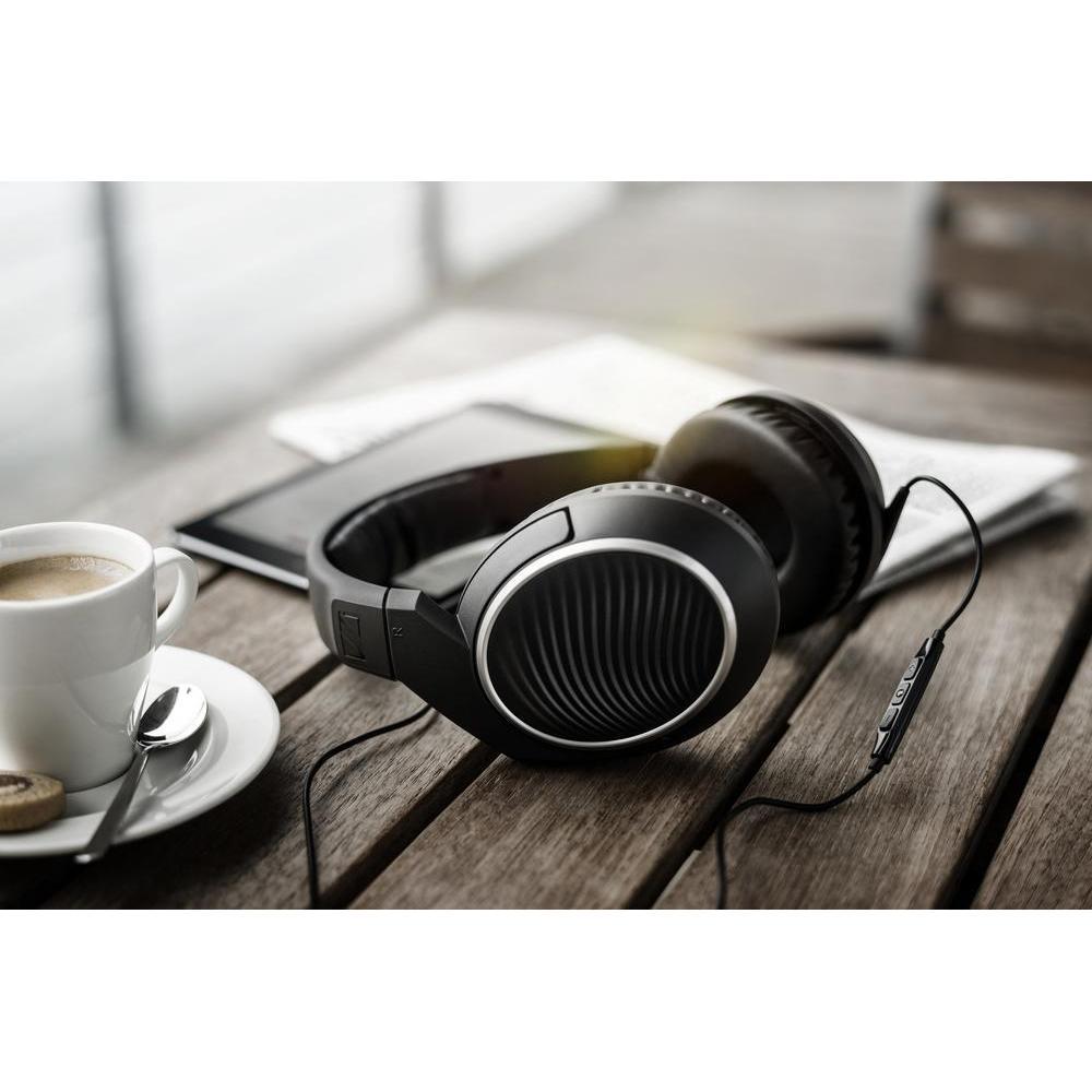 Słuchawki Hi-Fi nauszne Sennheiser HD 461i (wersja do urządzeń Apple)