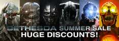 Bethesda Summer Sale @uk.gamersgate.com
