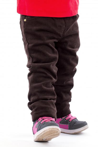 Dziecięce spodnie za 19,99zł (2 modele,68-86) @ Wójcik
