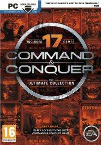 Command and Conquer: The Ultimate Edition (17 gier) [PC, Origin] za ~14,75zł @ CDkeys