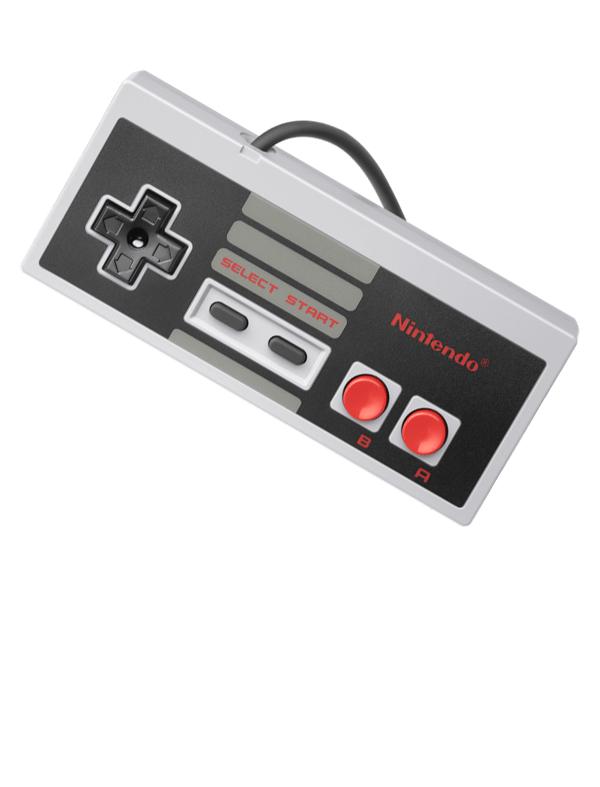 Dodatkowy kontroler do Nintendo NES Mini za 59,99zł @ CDP