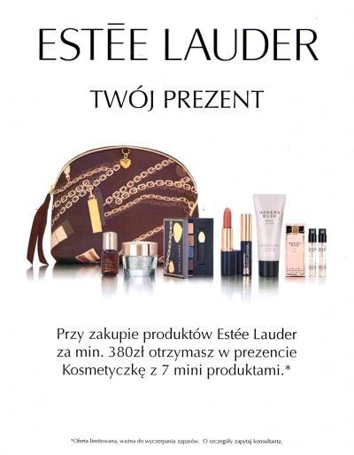 Gratisy do zakupów od 190zł @ Estee Lauder