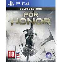 MediaExpert PS4/XO/PC For Honor Deluxe Edition