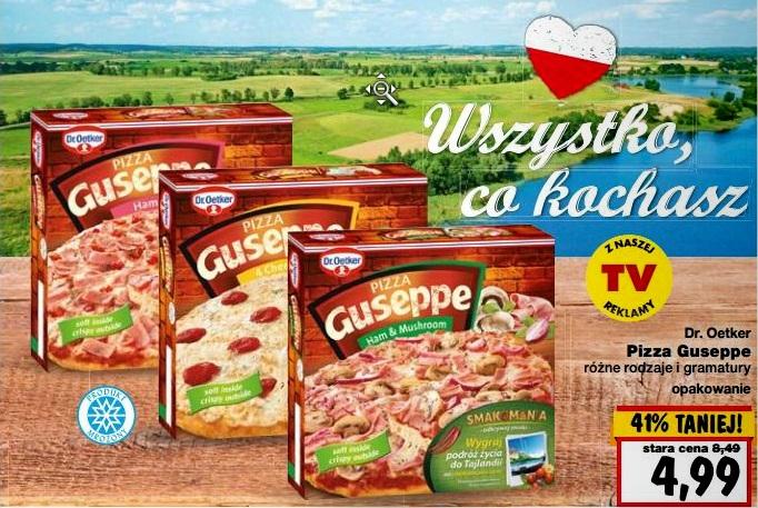 Pizza Guseppe za 4,99 zł @ Kaufland
