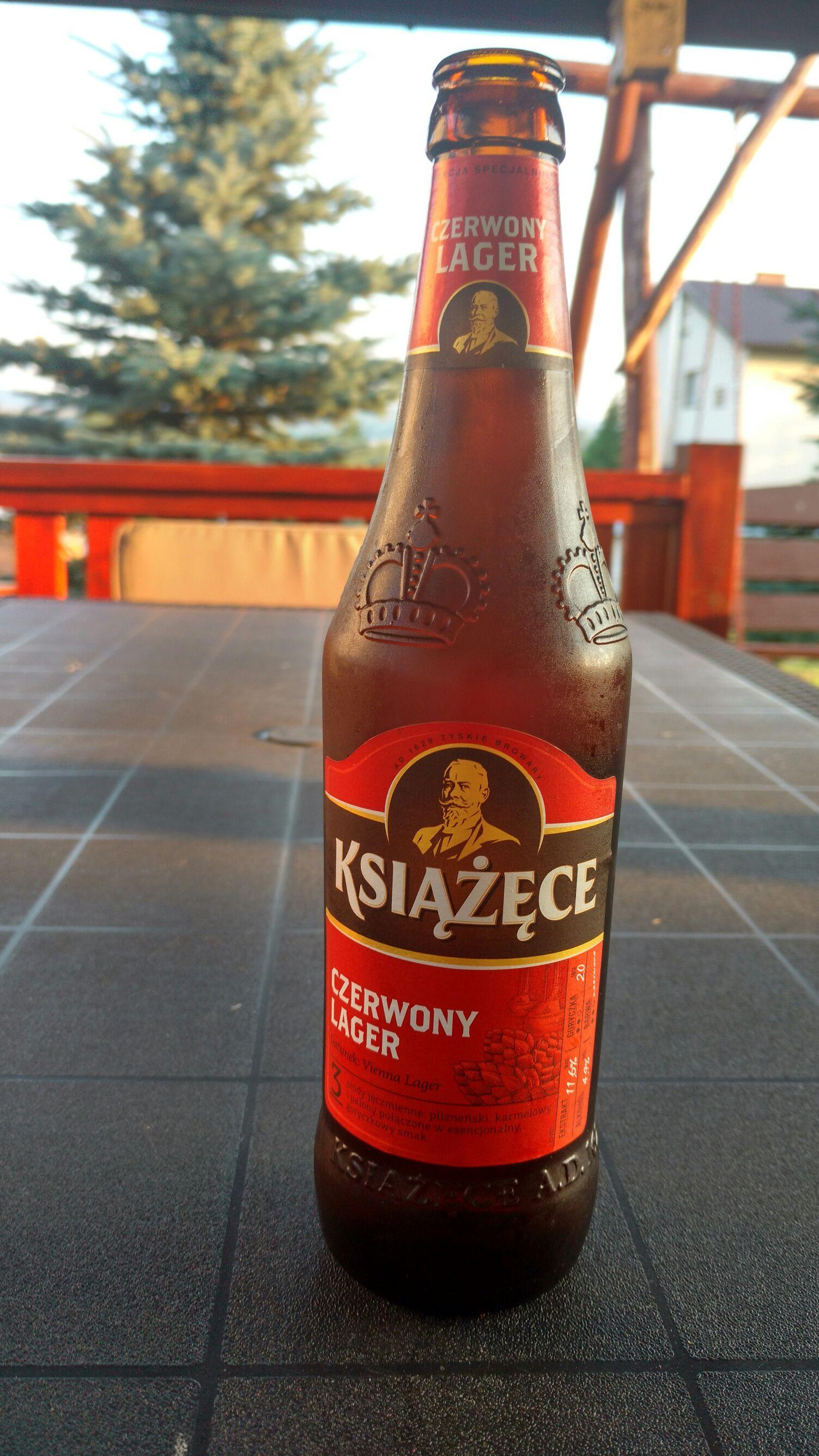 Książęce - czerwony lager 2.79 zł @ carrefour