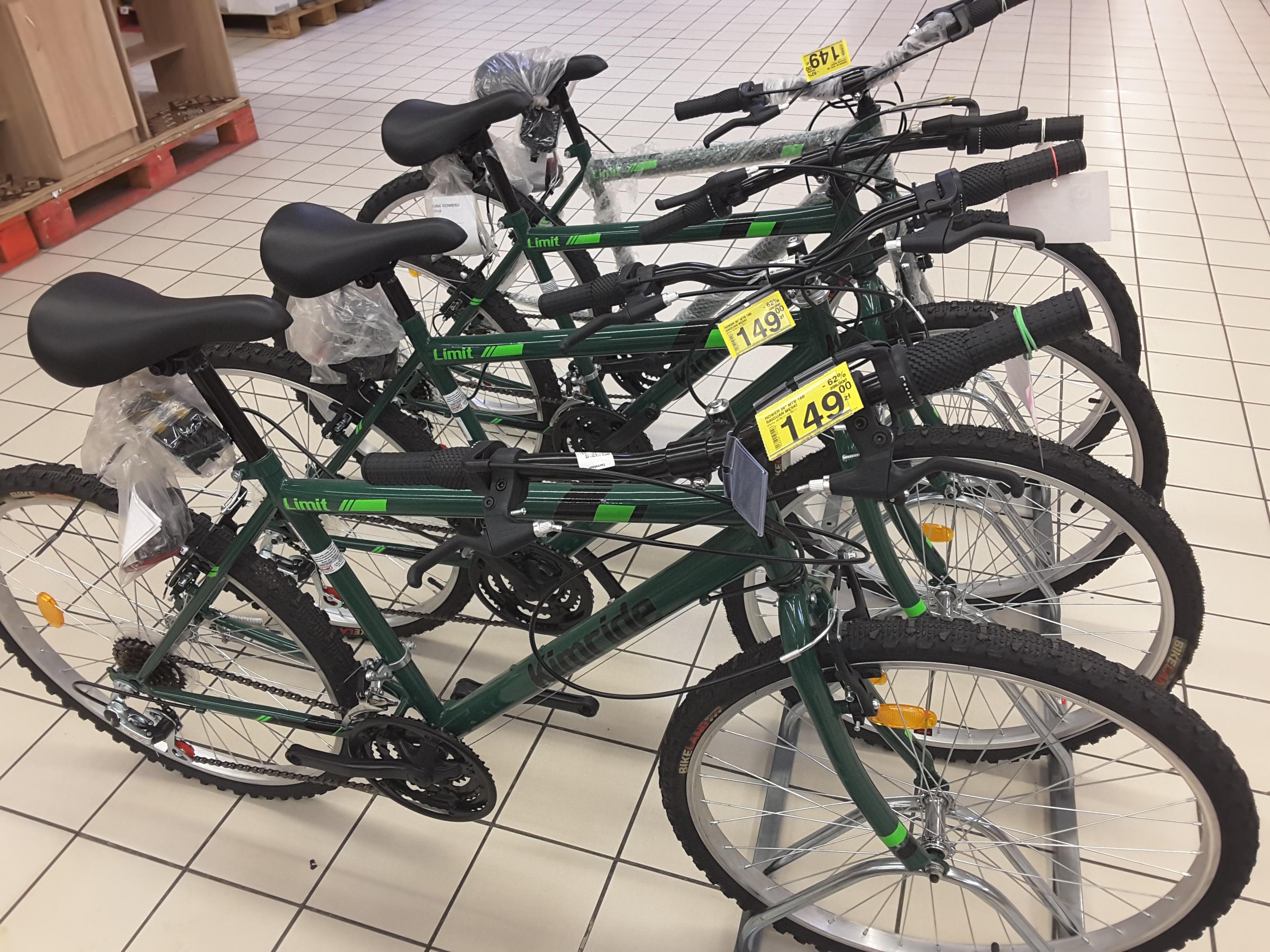 "Rower MTB 26"" Saiguan Carrefour, MEGA OKAZJA!!!"
