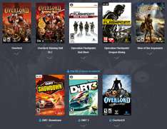 Gry Codemasters od 3 zł @  The Humble Flash Re-Bundle