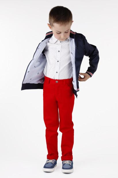 Chłopięce spodnie za 29,99zł (90zł taniej, rozm.68-158) @ Wójcik