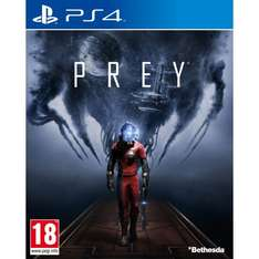 Prey (PS4) za ~75zł @ The Game Collection