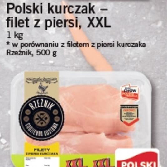#Lidl: Filet z piersi kurczaka