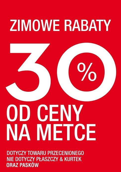 -30% od ceny na metce @ Pretty Girl