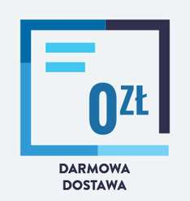 Darmowa dostawa na dowolne zamówienia @ CDP.pl