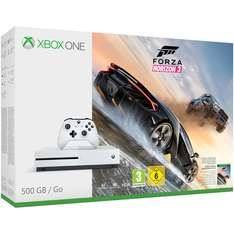 Xbox One S 500GB + Forza Horizon 3 + Destiny 2 za ~1020zł @ ShopTo