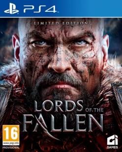 Lords of the Fallen Edycja limitowana (Playstation 4) za 149,90zł