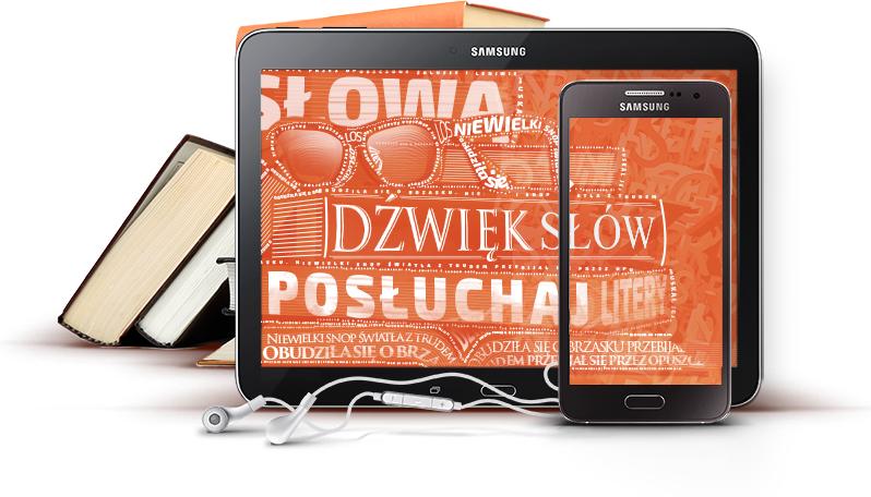 DARMOWE audiobooki przy zakupie tabletu lub smartfonu @ Samsung