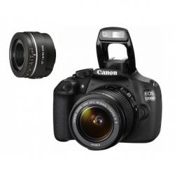 Canon 1200d + kit(18-55) + 50 F1.8 za 1799zł @ Electro.pl