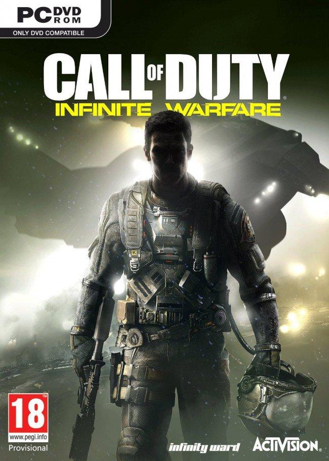 Call of Duty: Infinite Warfare Steam PC EU + Terminal Bonus Map