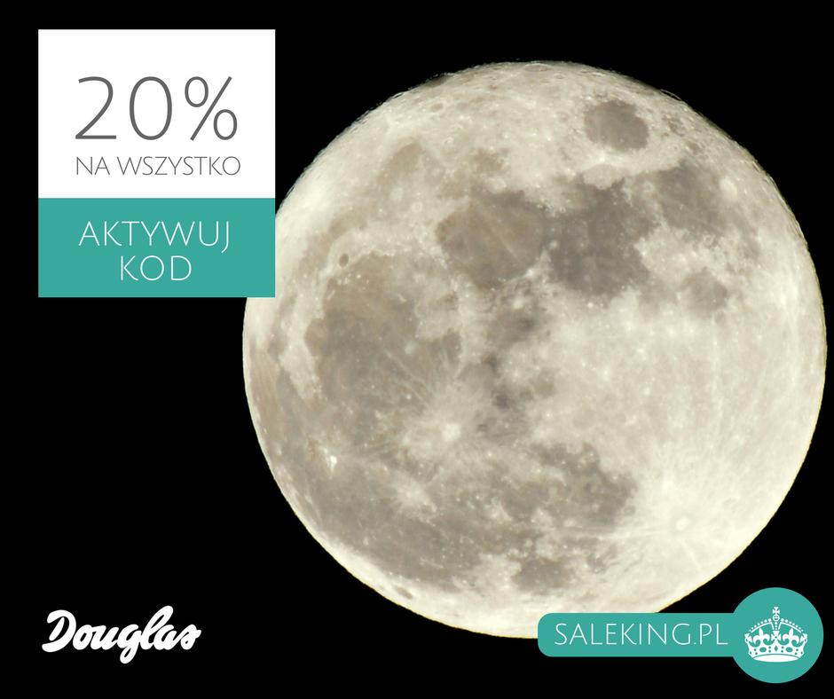 20% na wszystko: Noc zakupów - część 2 @Douglas @Saleking