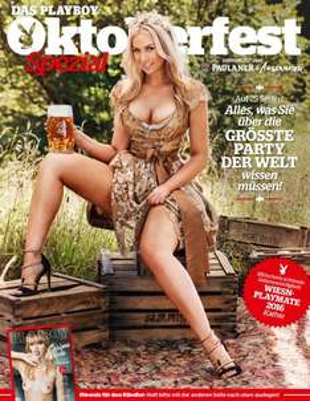 Playboy 2016/10 - Cosima Viola za Free