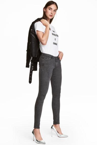 Damskie dżinsy za 47,90zł (zamiast 79,90zł, 5 kolorów) @ H&M