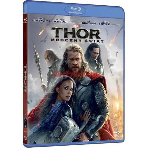Thor: Mroczny Świat (Blu-Ray) za 29,99zł @ MediaMarkt