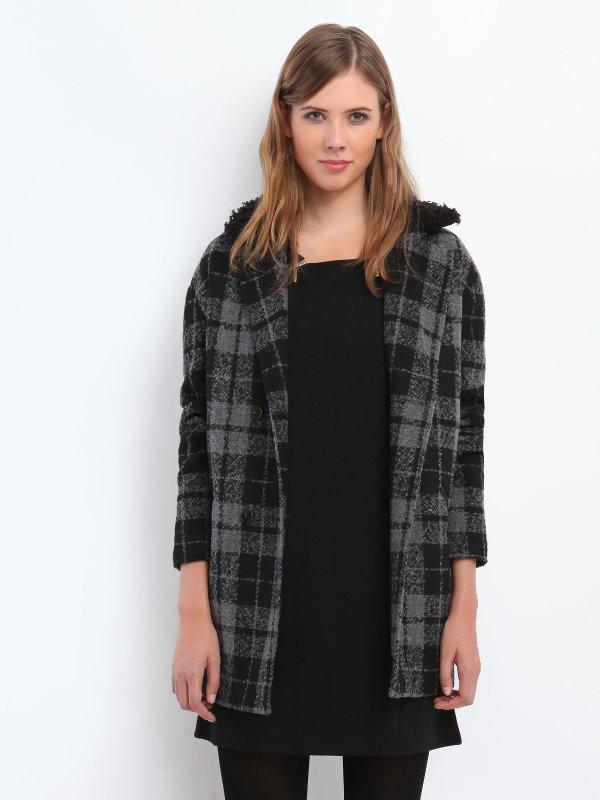Damski płaszcz za 49,99zł (180zł taniej!!) @ Top Secret