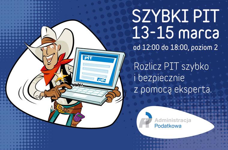 DARMOWE rozliczanie PITu (13-15 marca, Poznań City Center)