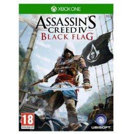Cyfrowy Assassin's Creed IV: Black Flag (XBOX ONE) za ok. 20zł @ cdkeys.com